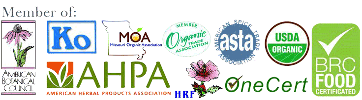 botanicals associations